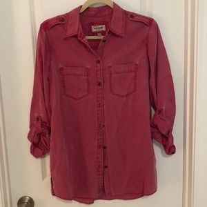 Express boyfriend top